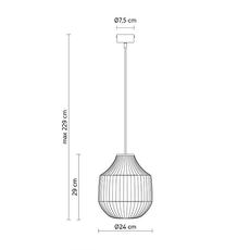 Circus b matteo ugolini suspension pendant light  karman se258bbint  design signed nedgis 123864 thumb