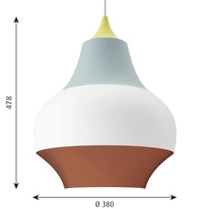 Cirque  suspension pendant light  louis poulsen 5741097322  design signed nedgis 117177 thumb
