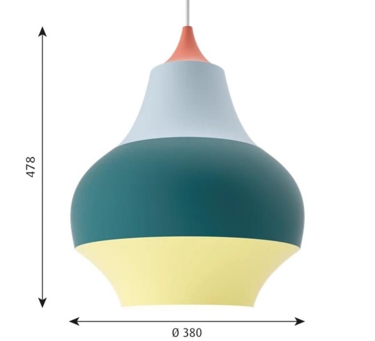 Cirque  suspension pendant light  louis poulsen 5741097319  design signed nedgis 117187 product