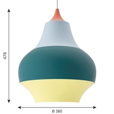 Cirque  suspension pendant light  louis poulsen 5741097319  design signed nedgis 117187 thumb