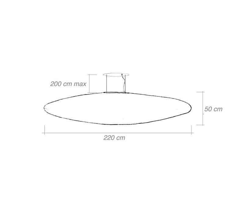 Cirrus suspension celine wright celine wright cirrus suspension luminaire lighting design signed 18533 product