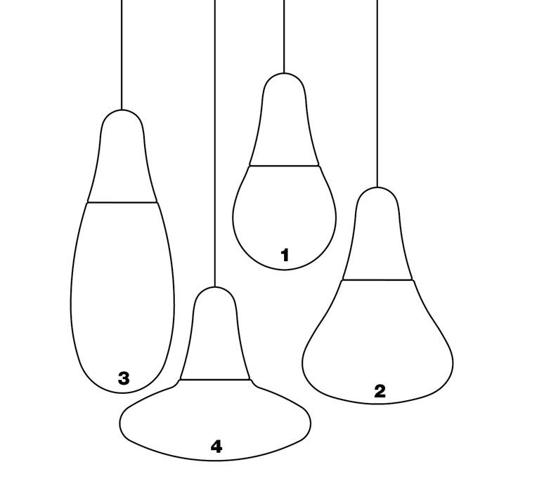 Ciulifruli emiliana martinelli martinelli luce 30860 bi 30858 az luminaire lighting design signed 23840 product