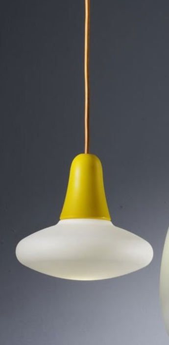 Suspension ciulifruli jaune o29cm martinelli luce normal