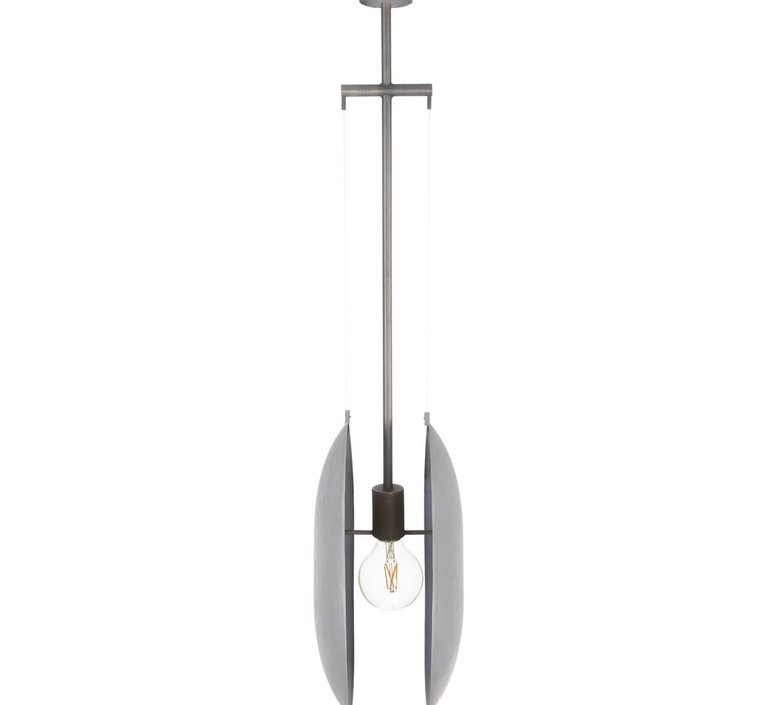 Clam kristian sofus hansen tommy hyldahl suspension pendant light  norr11 010045  design signed 37256 product