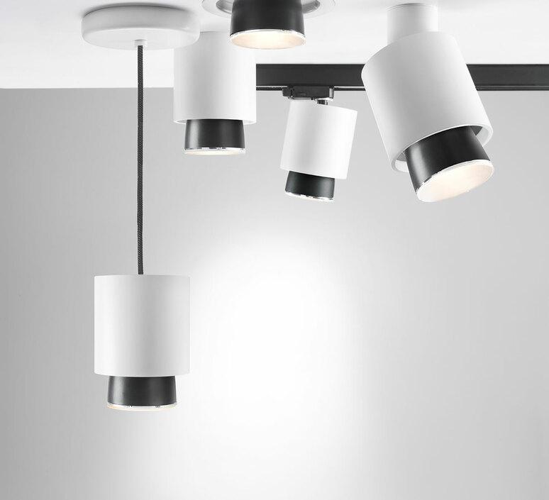 Claque marc sadler suspension pendant light  fabbian f43a01 01  design signed nedgis 87417 product