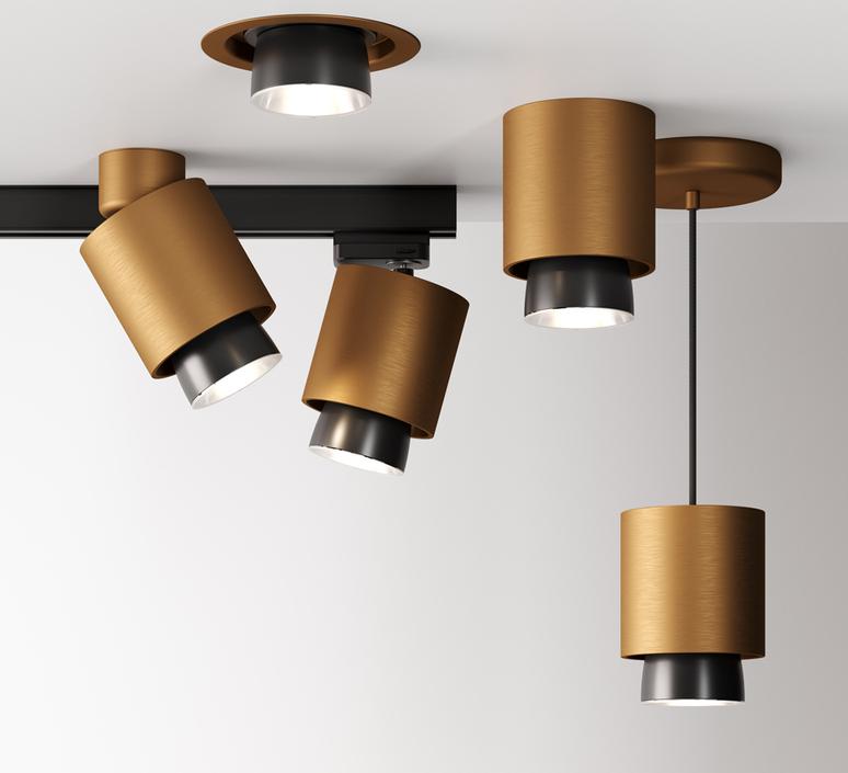 Claque marc sadler suspension pendant light  fabbian f43a01 76  design signed nedgis 87423 product