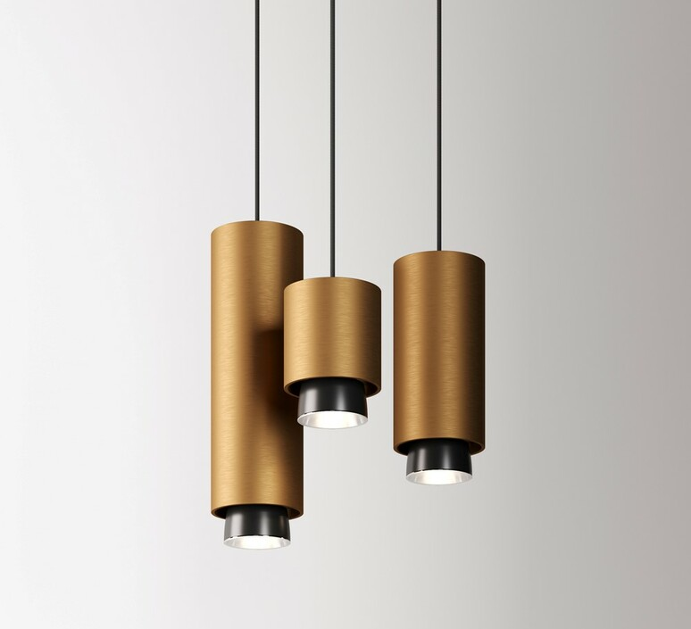 Claque marc sadler suspension pendant light  fabbian f43a01 76  design signed nedgis 87424 product