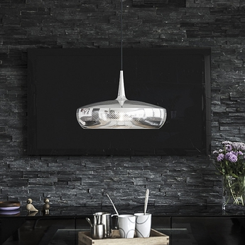 Suspension clava dine chrome h28cm o43cm vita copenhagen normal