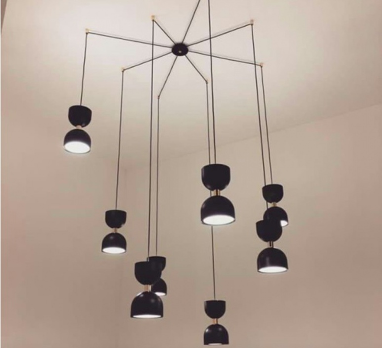 Clessidra massimo zazzeron suspension pendant light  mm lampadari 7331 8 v2854  design signed 50211 product