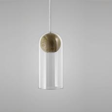 Cloak  studio vitamin vitamin cloak walnut luminaire lighting design signed 16765 thumb