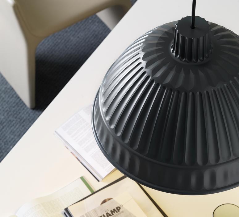 Cloche ufficio tecnico fontanaarte 4260gs luminaire lighting design signed 18099 product