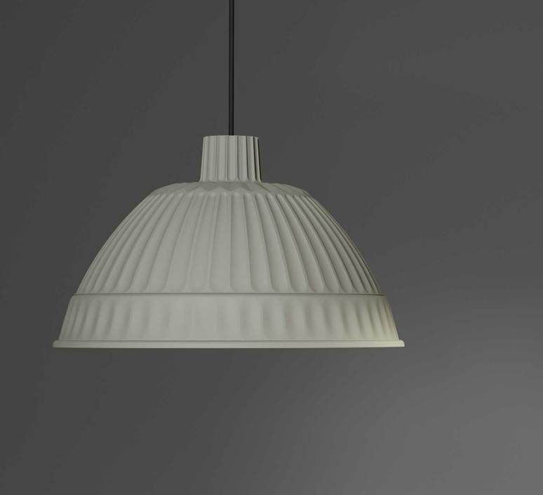 Cloche ufficio tecnico fontanaarte 4260bi tr luminaire lighting design signed 19794 product