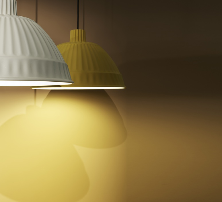 Cloche ufficio tecnico fontanaarte 4260bi tr luminaire lighting design signed 19796 product
