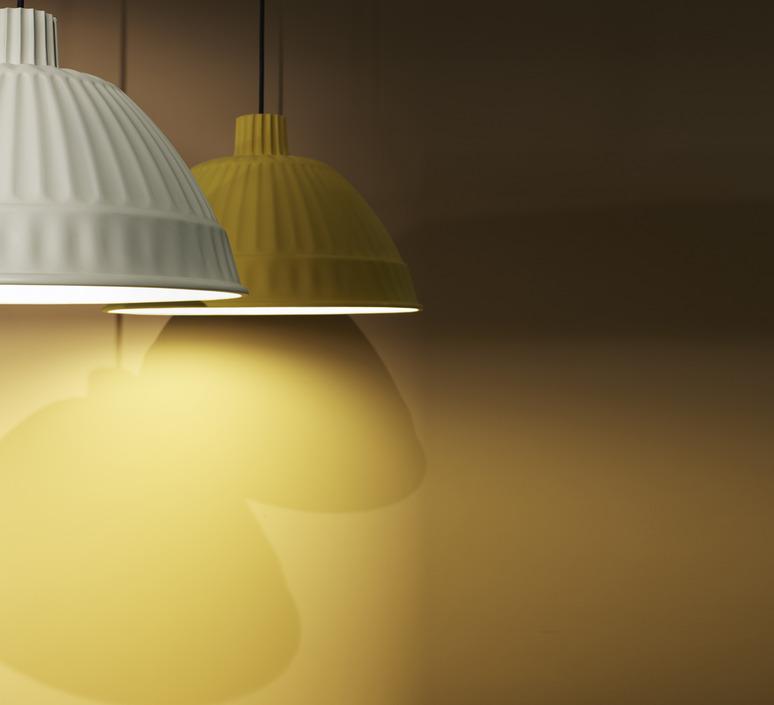 Cloche ufficio tecnico fontanaarte 4260gi luminaire lighting design signed 13531 product