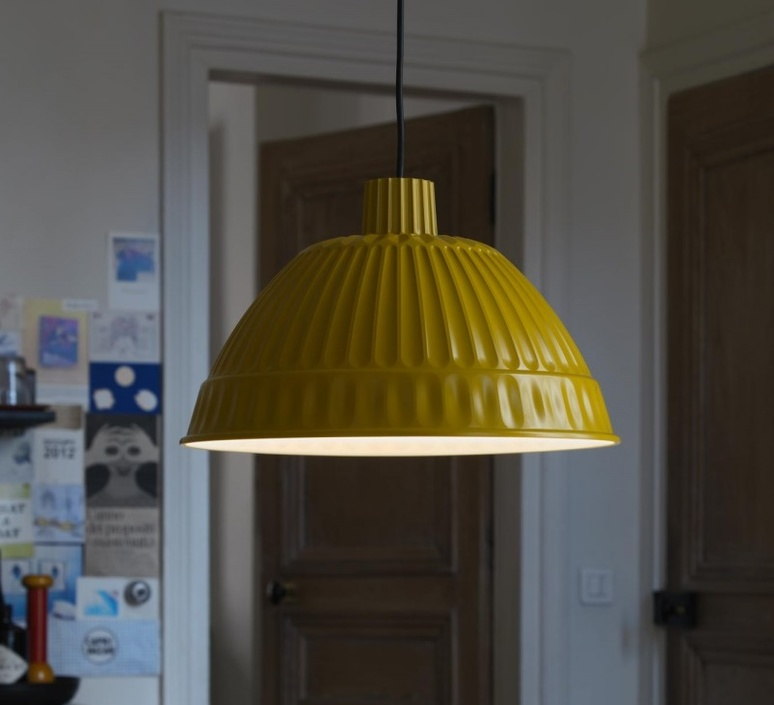 Cloche ufficio tecnico fontanaarte 4260gi luminaire lighting design signed 15646 product