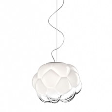 Cloudy f21 mathieu lehanneur suspension pendant light  fabbian f21a05  design signed 39840 thumb