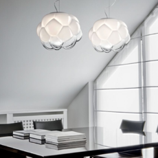 Cloudy f21 mathieu lehanneur suspension pendant light  fabbian f21a05  design signed 39842 thumb