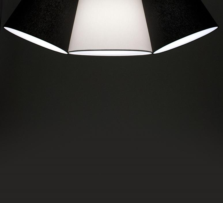 Cluster felix severin mack fraumaier cluster blanc luminaire lighting design signed 16918 product