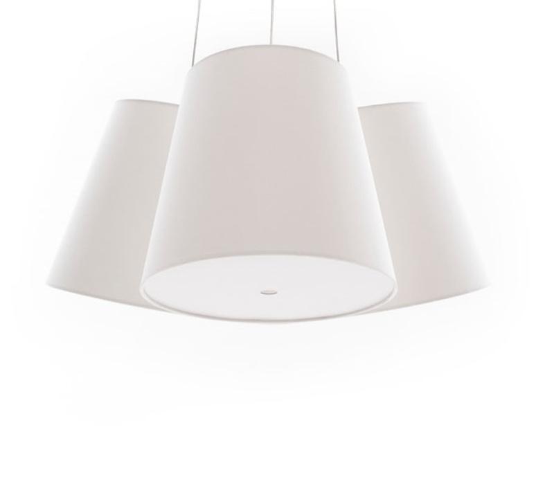Cluster felix severin mack fraumaier cluster blanc luminaire lighting design signed 16920 product