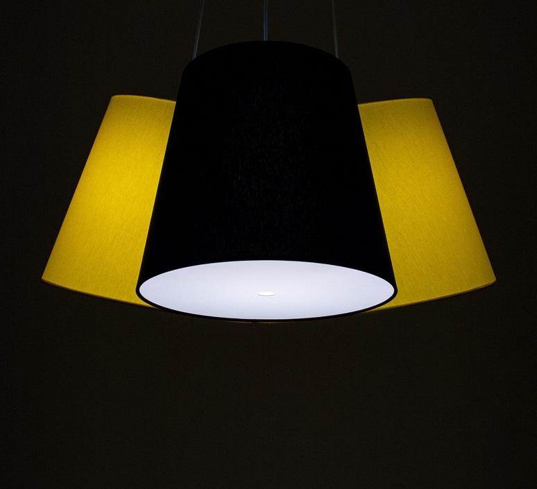 Cluster felix severin mack fraumaier cluster jaune luminaire lighting design signed 16934 product