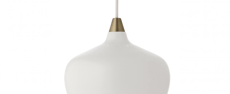 Suspension cohen large blanc mat o25cm h22cm frandsen normal