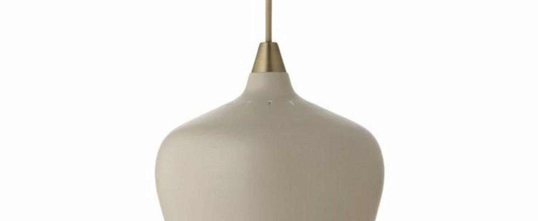 Suspension cohen small taupe mat o16cm h15cm frandsen normal