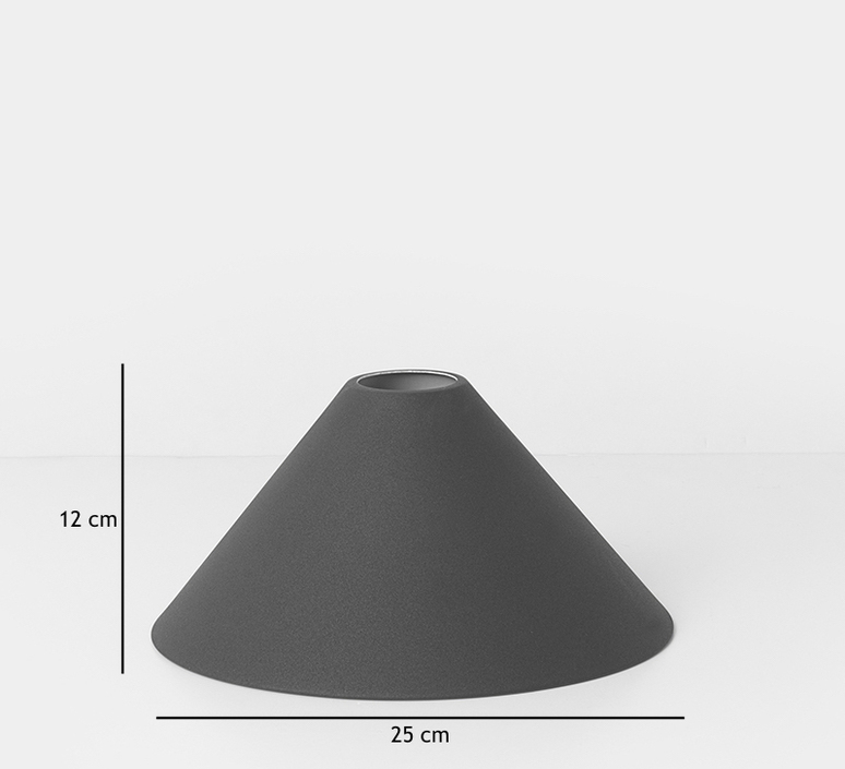 Collect lighting cone shade   suspension pendant light  ferm living 5133 5121  design signed 37524 product