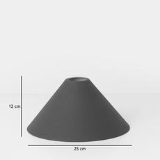 Collect lighting cone shade   suspension pendant light  ferm living 5133 5121  design signed 37524 thumb