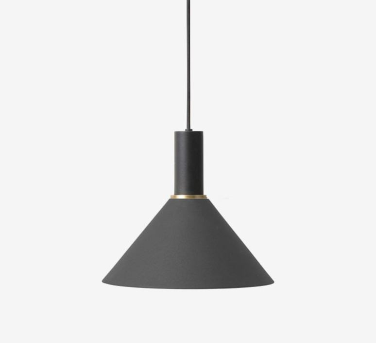 Collect lighting cone shade   suspension pendant light  ferm living 5133 5121  design signed 39212 product