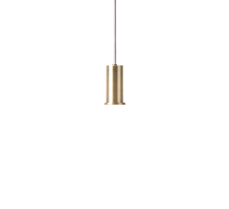 Collect lighting cone shade   suspension pendant light  ferm living 5133 5121  design signed 40769 product