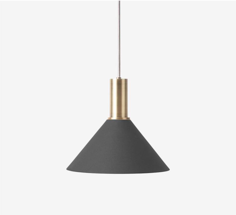 Collect lighting cone shade   suspension pendant light  ferm living 5133 5121  design signed 40771 product