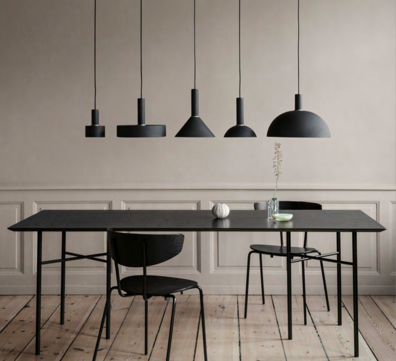 Collect lighting disc shade   suspension pendant light  ferm living 5108 5146  design signed 37532 product