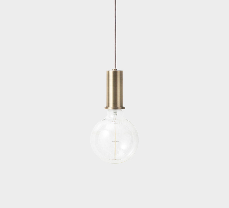 Dome shade   suspension pendant light  ferm living 5129 5139  design signed 37690 product