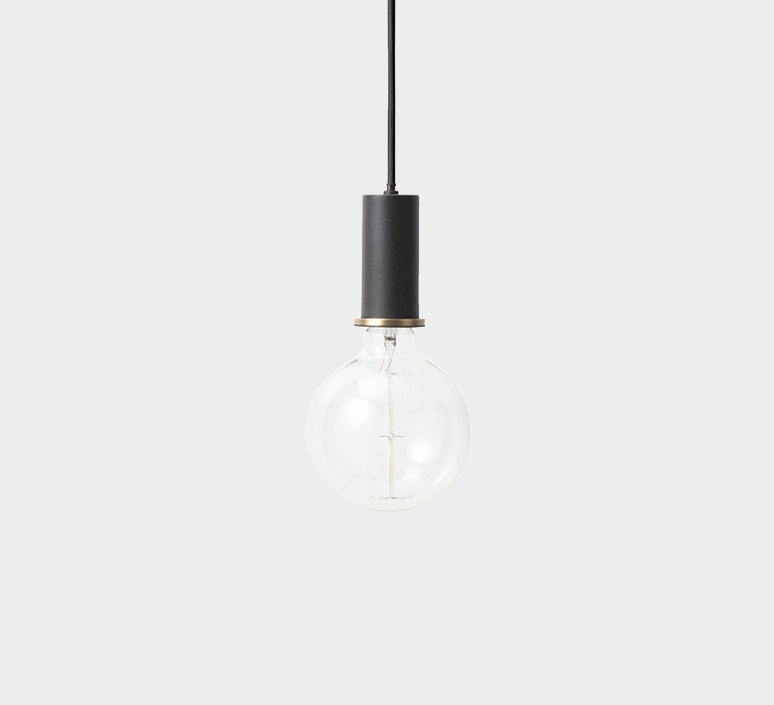 Collect lighting dome shade   suspension pendant light  ferm living 5108 5138  design signed 37538 product