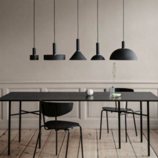 Collect lighting dome shade   suspension pendant light  ferm living 5108 5138  design signed 53460 thumb