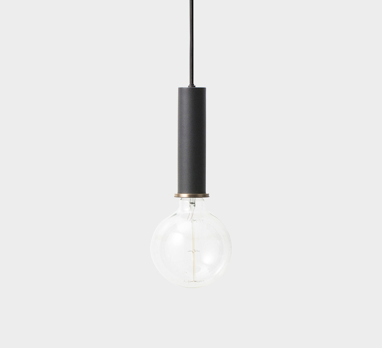 Collect lighting dome shade   suspension pendant light  ferm living 5108 5138  design signed 39232 product