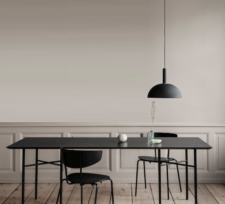 Collect lighting dome shade   suspension pendant light  ferm living 5108 5138  design signed 39234 product