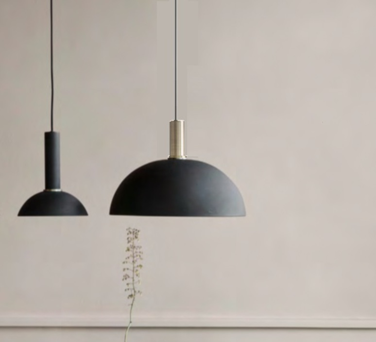 Collect lighting dome shade   suspension pendant light  ferm living 5108 5138  design signed 53466 product