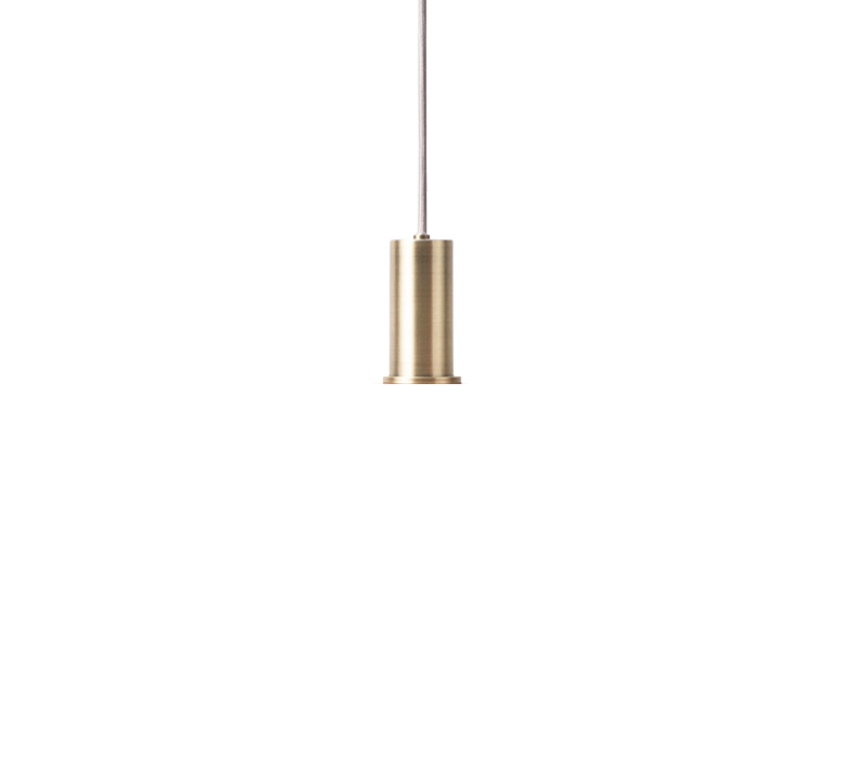 Collect lighting dome shade   suspension pendant light  ferm living 5108 5138  design signed 53469 product