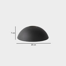 Collect lighting hoop shade   suspension pendant light  ferm living 5109 5121  design signed 37528 thumb