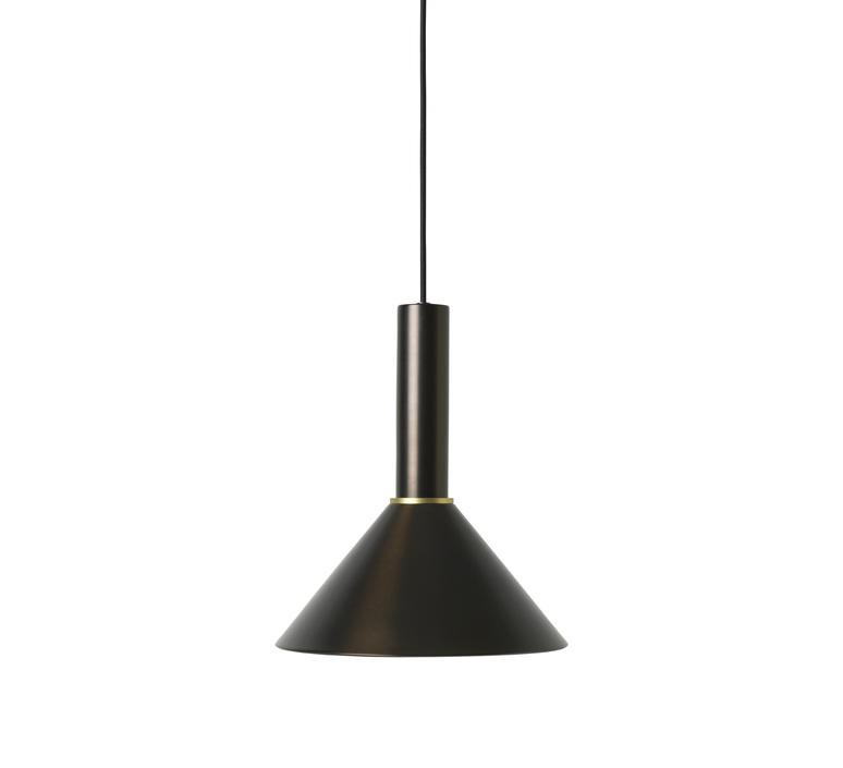 Collect lighting socket high cone trine andersen suspension pendant light  ferm living 100115 502 100184 502  design signed nedgis 64346 product