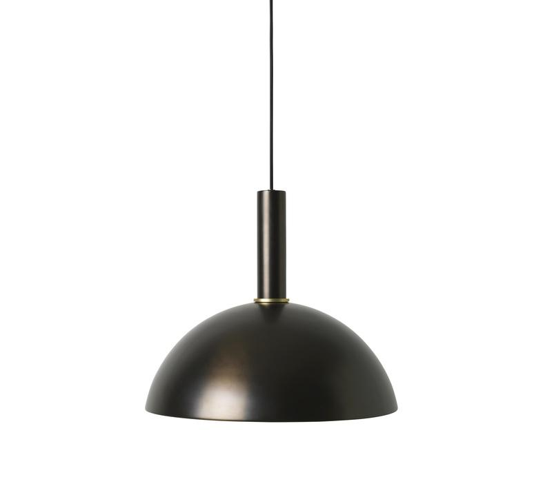 Collect lighting socket high dome trine andersen suspension pendant light  ferm living 100115 502 100114 502  design signed nedgis 64347 product