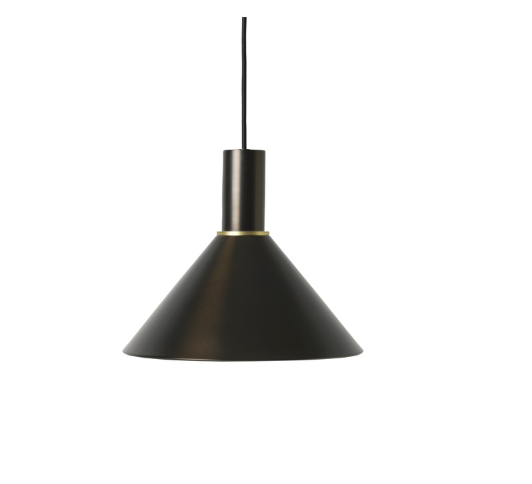 Collect lighting socket low cone trine andersen suspension pendant light  ferm living 100113 502 100184 502  design signed nedgis 64353 product