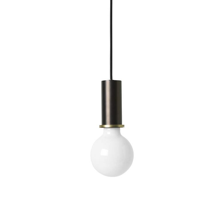 Collect lighting socket low trine andersen suspension pendant light  ferm living 100113 502  design signed nedgis 64184 product
