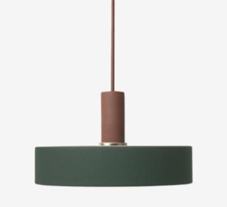 Collect lighting socket low record trine andersen suspension pendant light  ferm living 5131 5143  design signed nedgis 64199 product