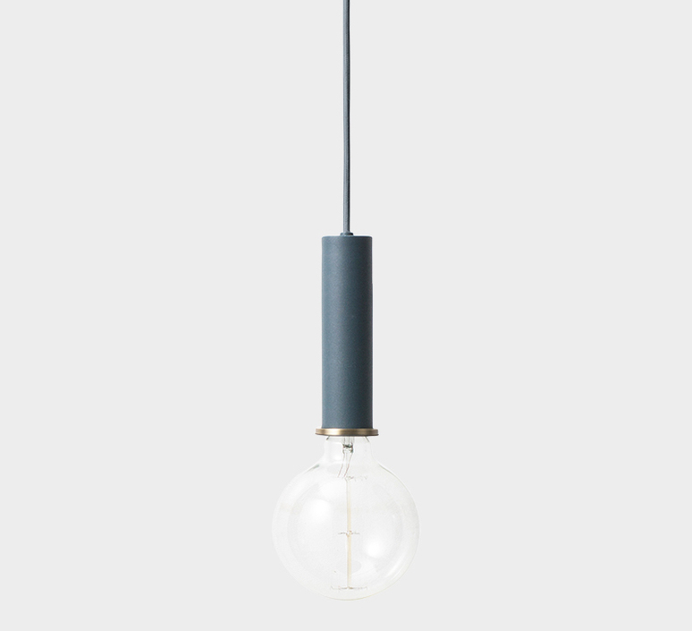 Collect lighting socket pendant high  suspension pendant light  ferm living 5117  design signed 37310 product