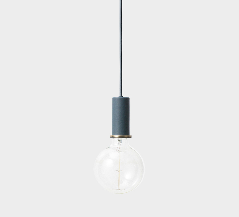 Collect lighting socket pendant low  suspension pendant light  ferm living 5116  design signed 37294 product