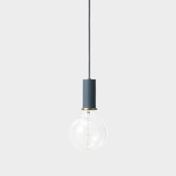 Suspension collect lighting socket pendant low bleu led o6cm h10 2cm ferm living ec0d000d 7775 4fd0 bf2c 367c1fac7b63 normal