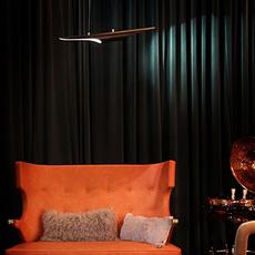 Coltrane studio delightfull delightfull suspension coltrane black gold luminaire lighting design signed 25595 thumb
