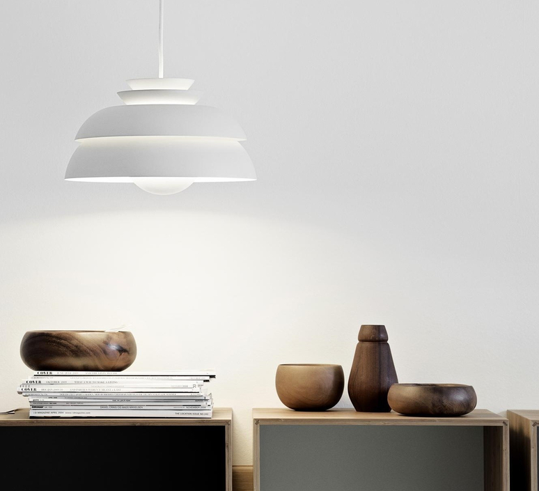 Concert jorn utzon suspension pendant light  nemo lighting 54003405  design signed nedgis 66318 product